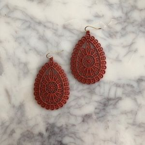 American Eagle Teardrop Earrings